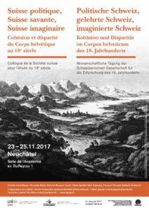 2017 Colloque SSEDS - affiche