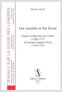 Les savants et les livres_Slatkine_2013